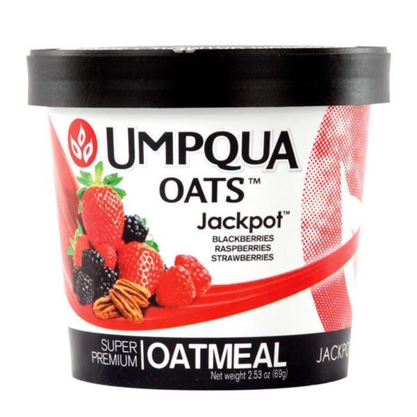 Umpqua Oats Jackpot (Case of 12) 12969899