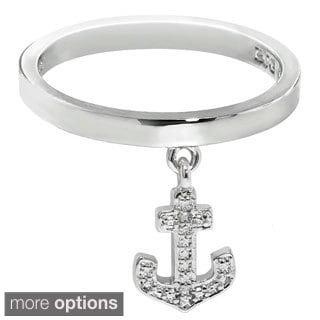 Eternally Haute Charmed Finger Element Ring