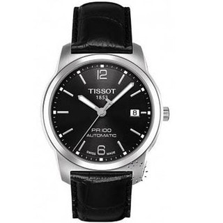 Tissot Men's Black Dial Automatic Watch