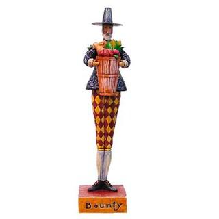 Jim Shore Bounty Thanksgiving Figurine