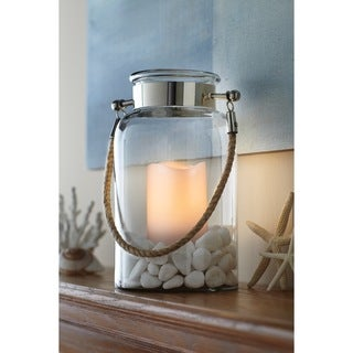 Order Home Collection Nautical Glass Lantern