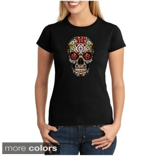 Women's Sugar Skull T-shirt