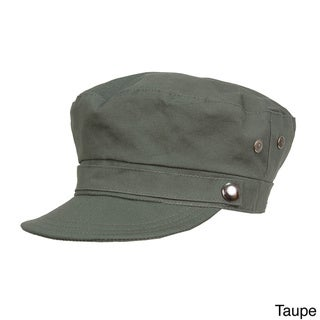 Magid Cotton Canvas Cadet Hat