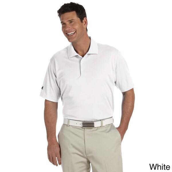 Adidas Men's ClimaLite Basic Short-sleeve Polo 12972980