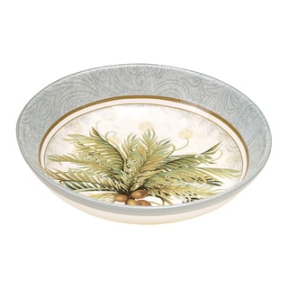 Key West 13.25-inch Ceramic Serving/ Pasta Bowl