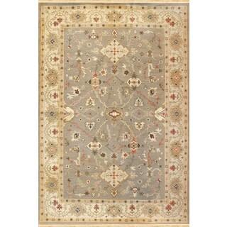 Hand-woven Indo Kazak Wool Area Rug (3' x 5')