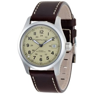 Hamilton Men's H70455523 Khaki Field Automatic Watch