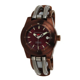Android Men's Hydraumatic G7 Automatic LE Burgundy Watch