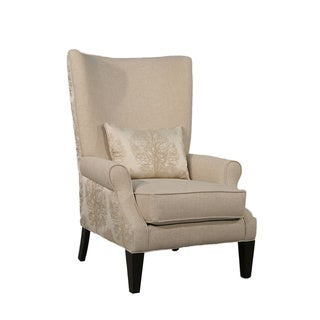 Elizabeth Ivory Occasional Chair