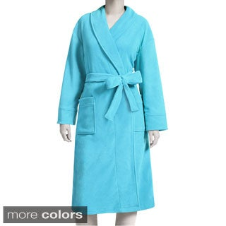 Mi-Zone Women's Fleece Robe