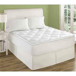 Madison Park Lakewood Fiber Bed with Skirt