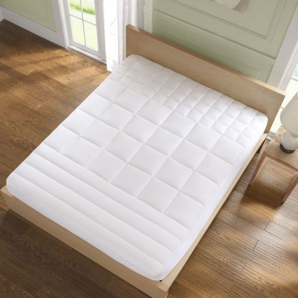 Madison Park Springfield Zonal Support Mattress Pad