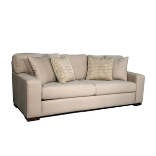 Made To Order Josie Apartment Size Beige Sofa