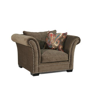 Fairmont Designs Made To Order Bethany Charcoal Chair
