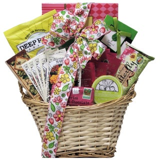 Taste of Spring Mother's Day Gourmet Gift Basket