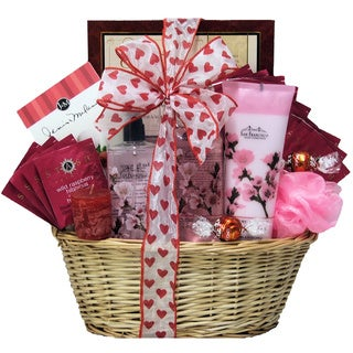 Cherry Blossom Spa Retreat Spa Gift Basket