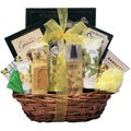 Vanilla Orchid Luxuries Bath and Body Spa Gift Basket