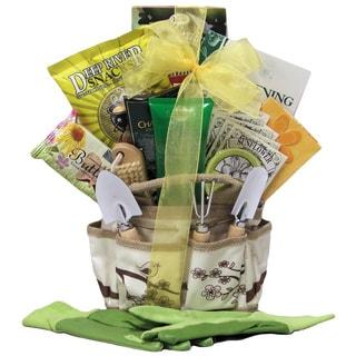 Garden Serenity Gardening and Gourmet Gift Basket
