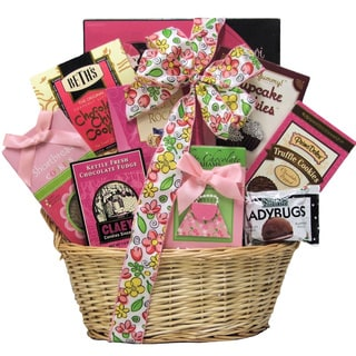 Sweet Treats Mother's Day Chocolate and Sweets Gift Basket