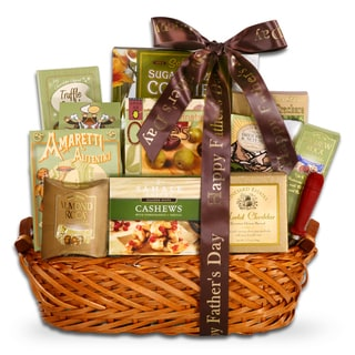 Alder Creek Gift Baskets 'Father's Day Gourmet Gifts' Basket