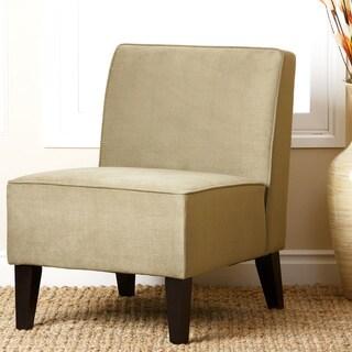 Abbyson Living Green Becca Velvet Chair