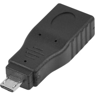 SIIG icro-B USB Male to USB Female OTG Host Adapter