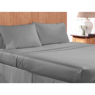 1000 Thread Count Cotton Blend 4-piece Sheet Set