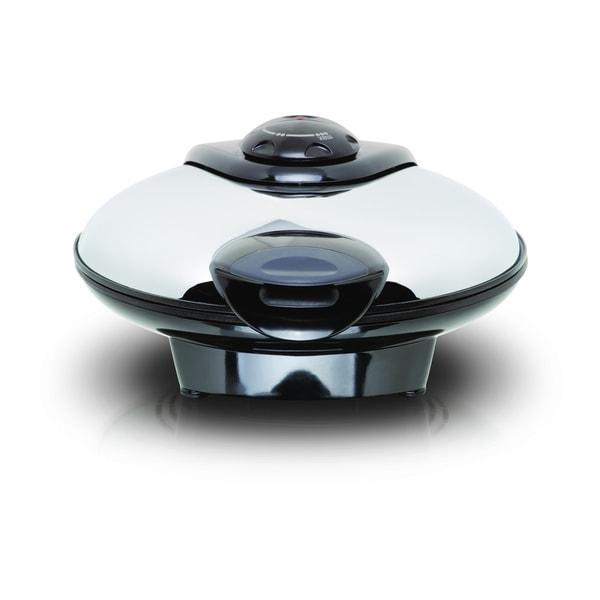 Euro Cuisine WM520 Heart Shaped Waffle Maker
