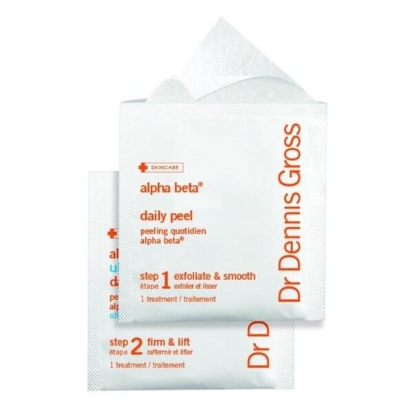 Dr. Dennis Gross 30-count Alpha Beta Daily Face Peel