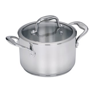 Guy Fieri 3-quart Stainless Steel Pot