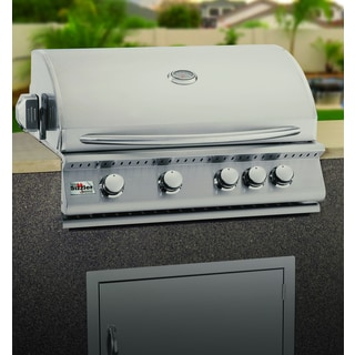Summerset Sizzler 32-inch Stainless Steel Built-in Gas Grill