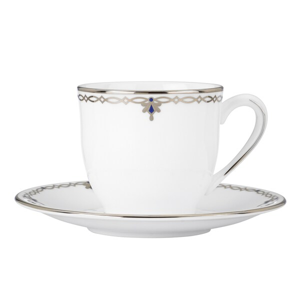 Sapphire Jewel Espresso Cup/ Saucer