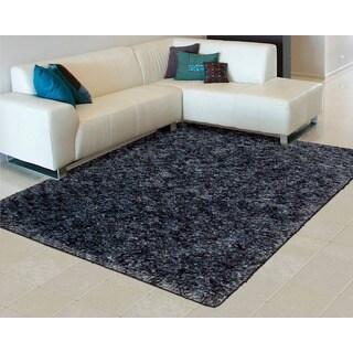 Nourison Stylebright Denim Shag Rug (7'6 x 9'6)