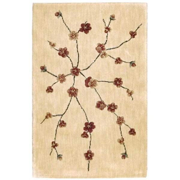 Nourison Chambord Ivory Rug (1'9 x 2'9) 12975461