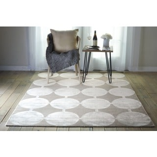 Nourison Luminance Feather Rug (5'3 x 7'5)