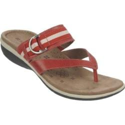 Women's Naturalizer Vail Red Pepper Souvage Leather