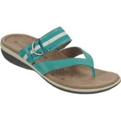 Women's Naturalizer Vail Turquoise Time Souvage Leather