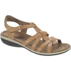 Women's Naturalizer Vartan Caravan Sand CJ Mirage Leather