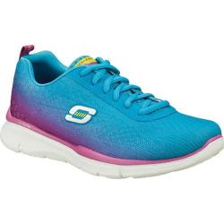 Women's Skechers Equalizer Oasis Blue/Purple