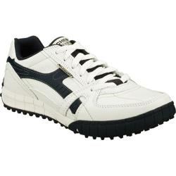 Men's Skechers Relaxed Fit Floater Down Time White/Navy