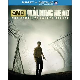 The Walking Dead Season 4 (Blu-ray Disc)