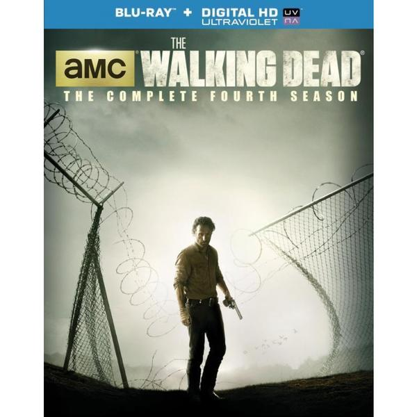 The Walking Dead: Season 4 (Blu-ray Disc) 12977847