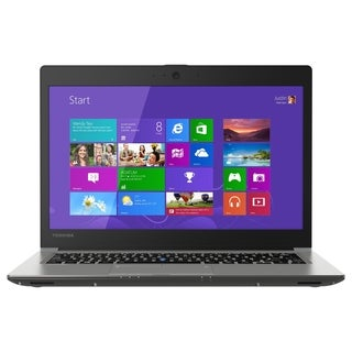 "Toshiba Portege Z30-A 13.3"" LED Ultrabook - Intel Core i5 i5-4200U 1."