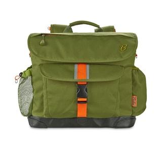 Bixbee Safari Green 'Signature' Kids Backpack