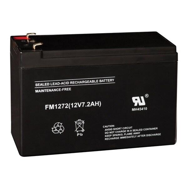 Marcum 12 Volt 7 Amp Replacement Battery