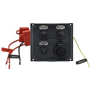 Shoreline Marine Gang Switch Panel with LED Indicator