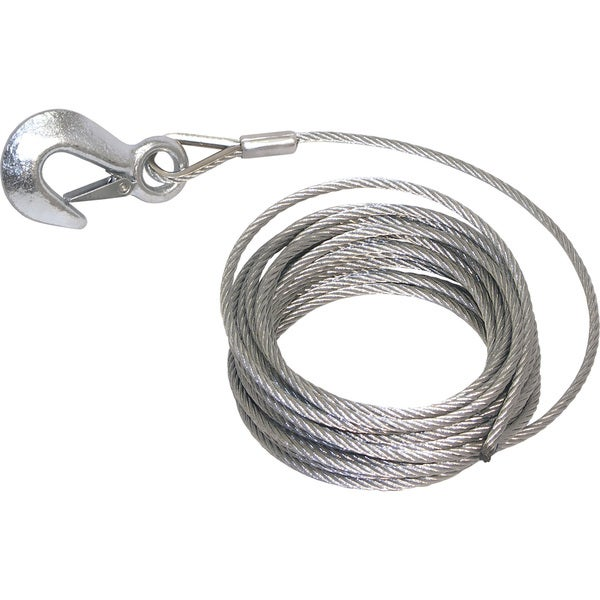 Shoreline Marine Winch Cable