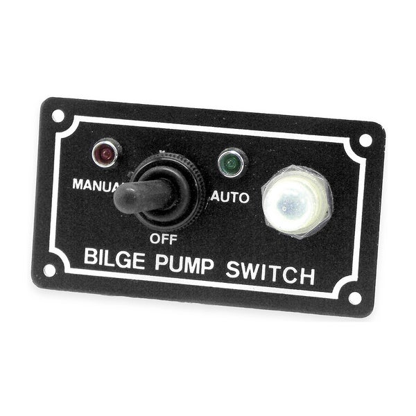 Shoreline Marine Bilge Pump Switch