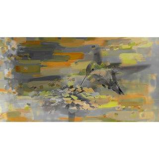 Marmont Hill - Handmade Whirly Bird Canvas Art