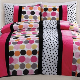 Dani Dot 3-piece Comforter Set